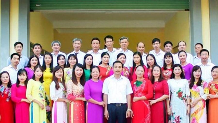 Trường THPT Na Hang: Phấn đấu đạt chuẩn Quốc gia năm 2020