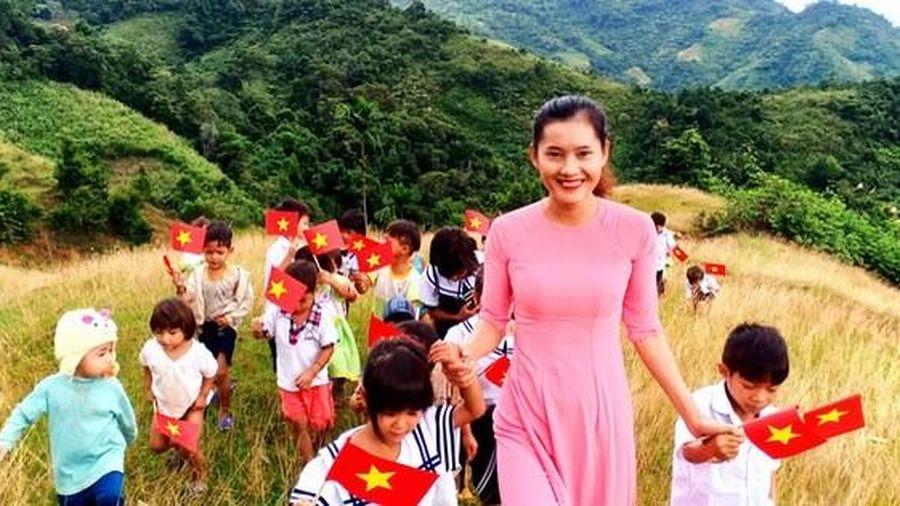 Tâm sự của cô giáo 'bỗng dưng nổi tiếng' ở điểm trường Tăk Pổ lưng chừng núi