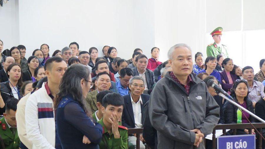Xét xử Trần Đức Trung trong vụ lừa đảo hơn 1.000 người tham gia chương trình 'Trái tim Việt Nam'