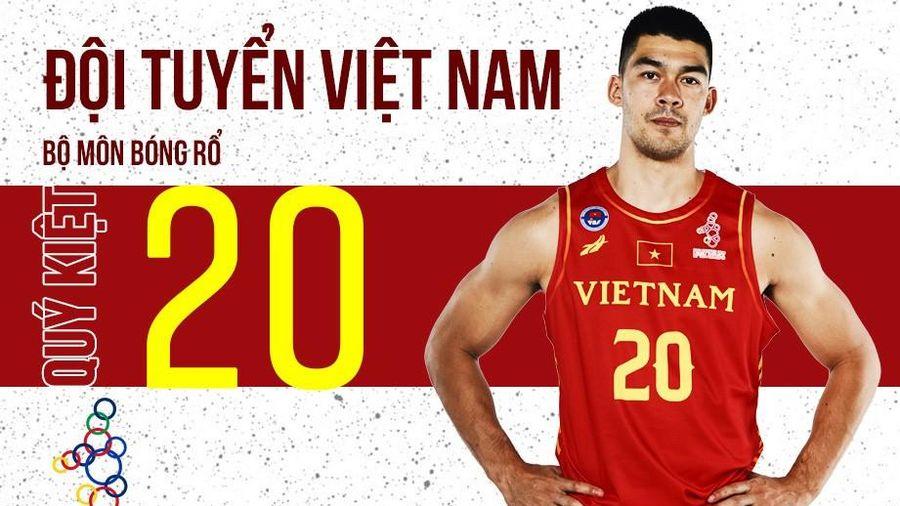 Sao bóng rổ Việt Nam tại SEA Games 30: Chris Dierker và những điều chưa biết