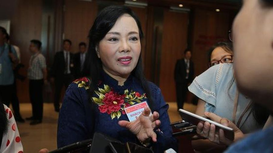 Bà Nguyễn Thị Kim Tiến chính thức thôi làm Bộ trưởng Bộ Y tế: Đại biểu Quốc hội nói gì?