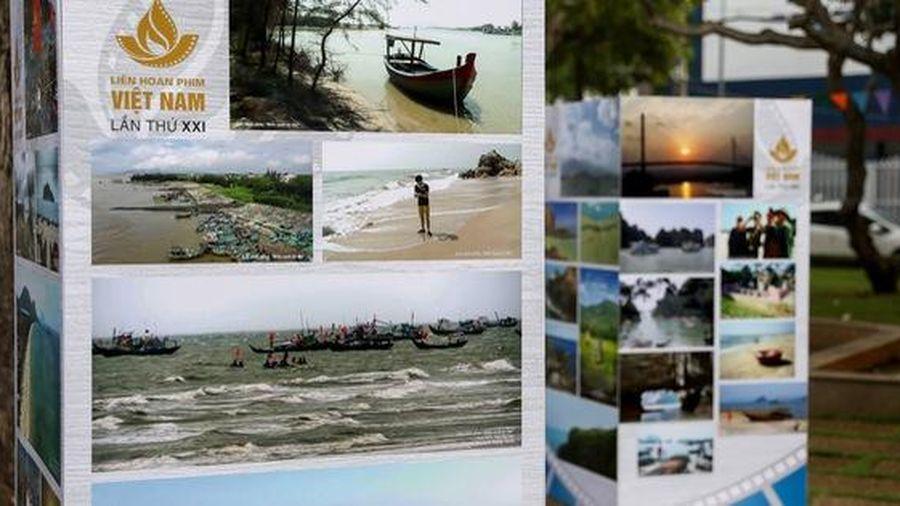Khai mạc triễn lãm ảnh 'Biển đảo Việt Nam qua góc nhìn điện ảnh' giới thiệu 200 hình ảnh đẹp về biển đảo Việt Nam