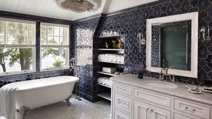 Cùng khám phá những căn phòng tắm nhìn qua khiến ai cũng phải xuýt xoa