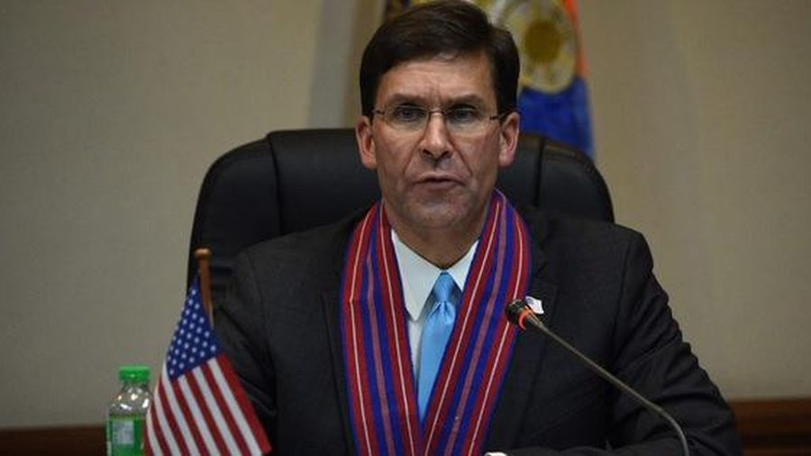 Lầu Năm Góc dẫn đầu ngoại giao Mỹ tại châu Á