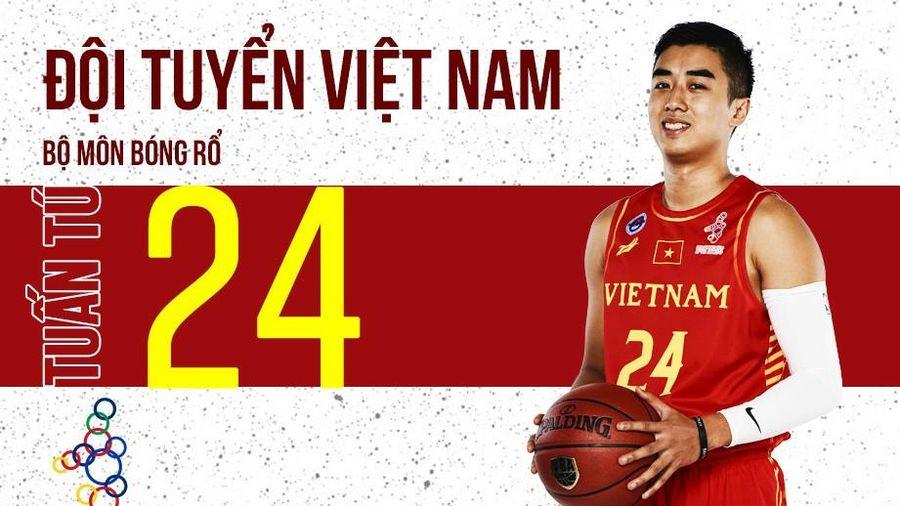Sao bóng rổ Việt Nam tại SEA Games 30: Stefan Nguyễn và những điều chưa biết