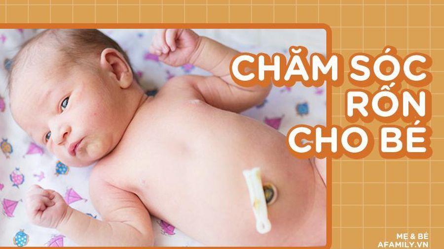 Vì sao không nên băng rốn cho trẻ sơ sinh? Lời giải đáp của bác sĩ nhi khoa khiến nhiều cha mẹ bất ngờ