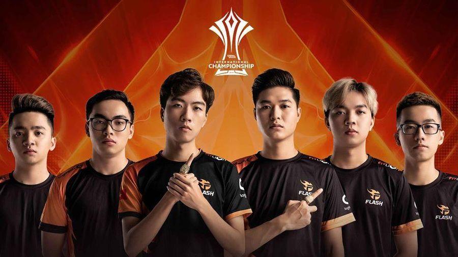 Xuất sắc đánh bại HTVC IGP Gaming với tỉ số 4-1, Team Flash là đội tuyển đầu tiên có mặt tại trận chung kết AIC 2019