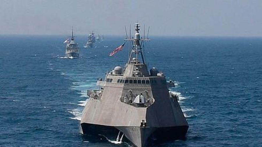 'Vòng vây pháp lý' ngăn chặn tham vọng của Trung Quốc độc chiếm Biển Đông
