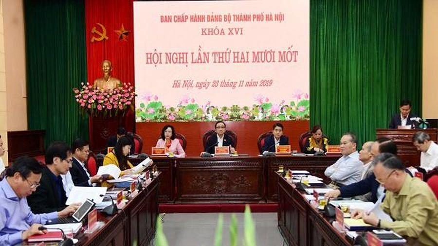Hà Nội: 7/22 chỉ tiêu kinh tế xã hội 2019 vượt kế hoạch