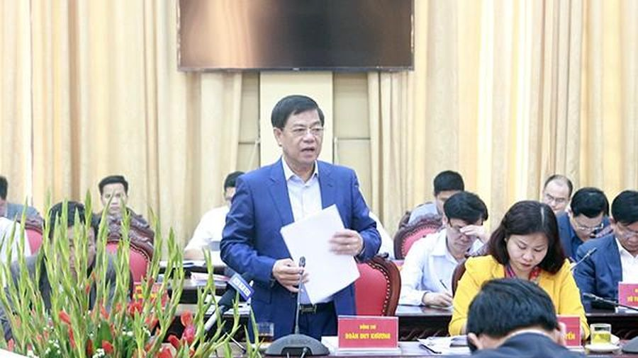 Giám đốc CATP Hà Nội: Giảm phạm pháp hình sự dù 1% cũng là nỗ lực, thành quả lớn