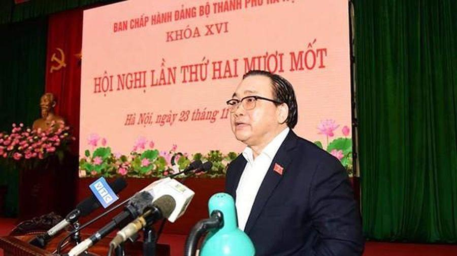 Hà Nội: Phát huy sức mạnh hệ thống chính trị, phấn đấu hoàn thành thắng lợi mục tiêu, nhiệm vụ nhiệm kỳ 2015-2020