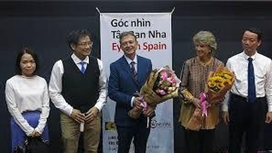 Khai mạc Liên hoan phim Tây Ban Nha tại Huế