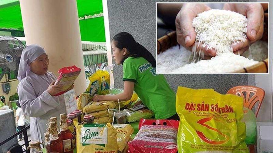 Gạo Việt đặc biệt ngon nhưng rẻ nhất thế giới
