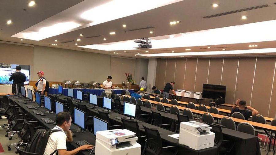 Philippines linh động cấp thẻ tác nghiệp SEA Games 30