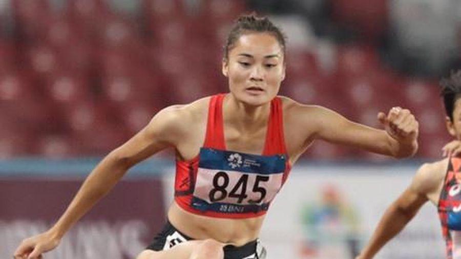 Nhà vô địch châu Á chưa nghĩ đến việc giải nghệ sau SEA Games 30