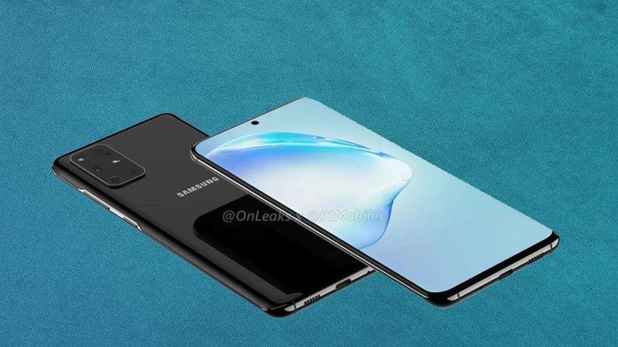 Bản dựng chiếc Galaxy S11 với thiết kế 5 camera độc đáo