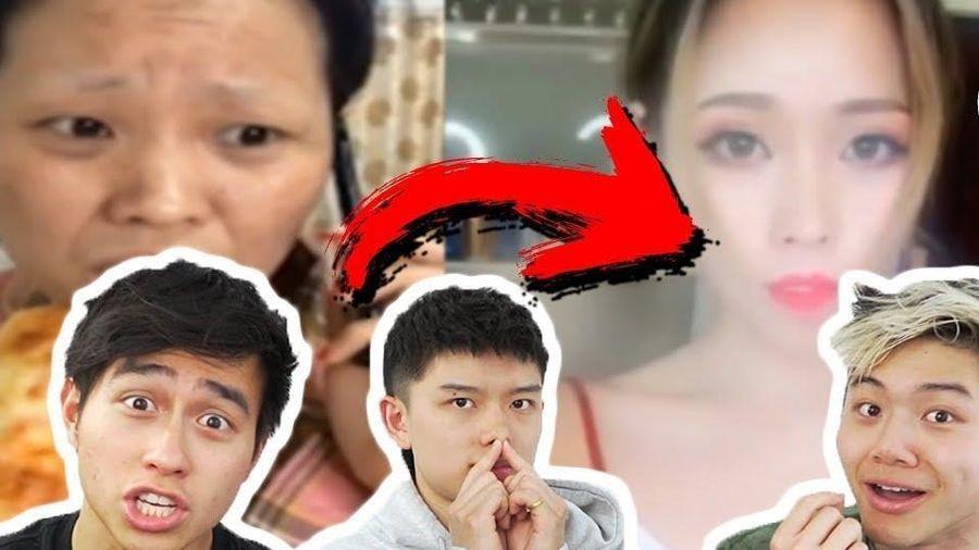 Hội con trai phản ứng thế nào khi xem video vịt hóa thiên nga?