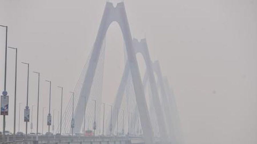 AirVisual xếp Hà Nội vào top thành phố ô nhiễm nhất sáng 23/11