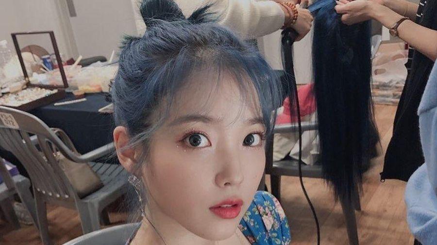 Có cần thiết tẩy tóc để trông giống IU và dàn ca sĩ Hàn?