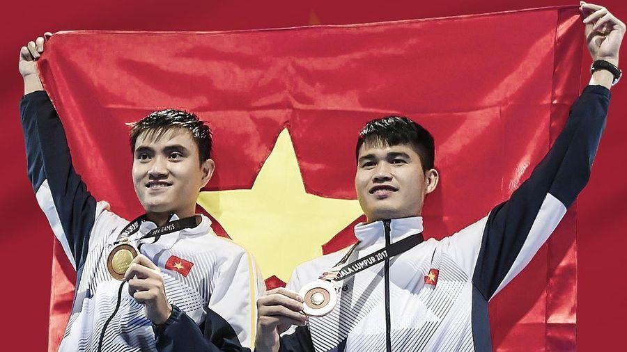 Những thống kê thú vị về đoàn Việt Nam qua các kỳ SEA Games