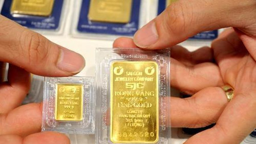 Giảm 3 phiên liên tiếp, vàng trong nước còn 41,5 triệu đồng/lượng