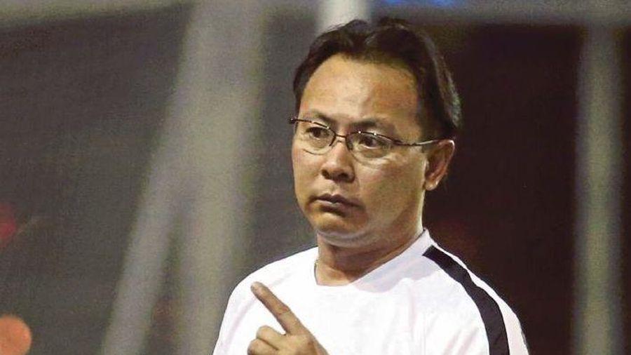 HLV U22 Malaysia tin tưởng vào khả năng giành HCV SEA Games