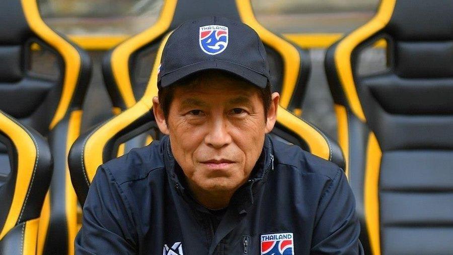 Thái Lan sẵn sàng gia hạn hợp đồng với HLV Nishino