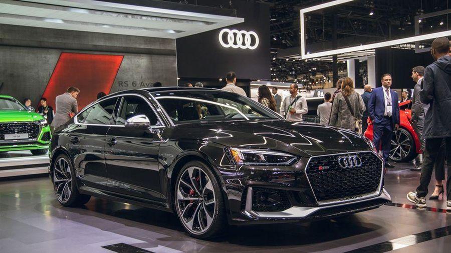 Audi RS 5 mới gây ấn tượng với phiên bản Báo Đen