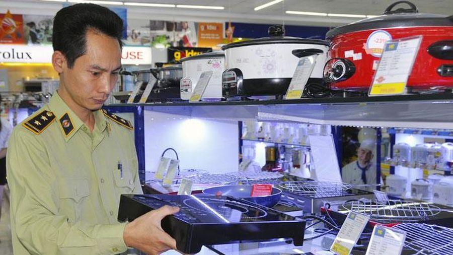 Ngăn chặn hàng Trung Quốc đội lốt hàng Việt: Chú ý doanh nghiệp trong 'danh sách đen'