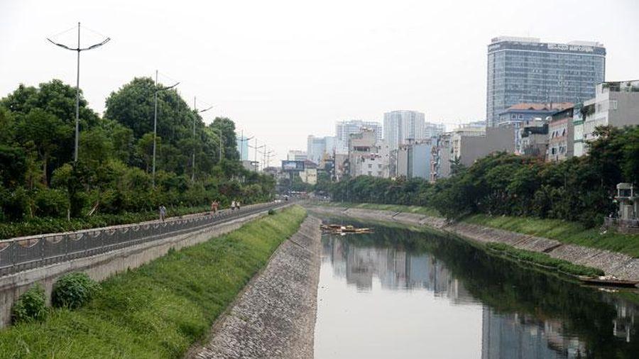Dẫn nước sông Hồng làm sạch sông hồ: Từ đề xuất xưa đến ý tưởng hiện tại