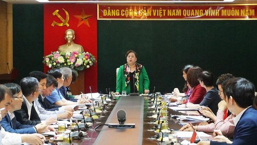 Chủ tịch HĐND TP Nguyễn Thị Bích Ngọc Chương trình 04-Ctr/TU đạt được nhiều thành tựu nổi bật