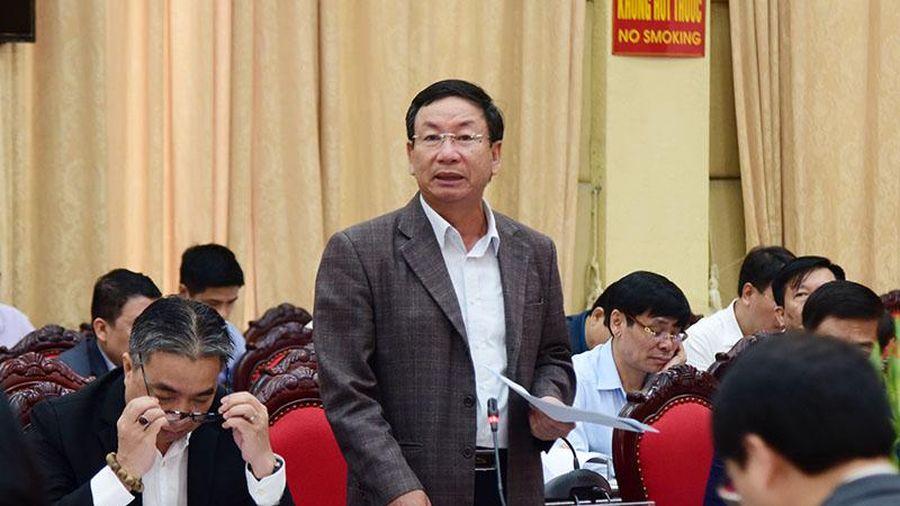 Hội nghị lần thứ 21 của BCH Đảng bộ TP Hà Nội: Đầu tư hạ tầng cần đi trước một bước
