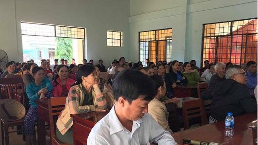 Dự án thép Hòa Phát - Dung Quất: Người dân chờ được tái định cư