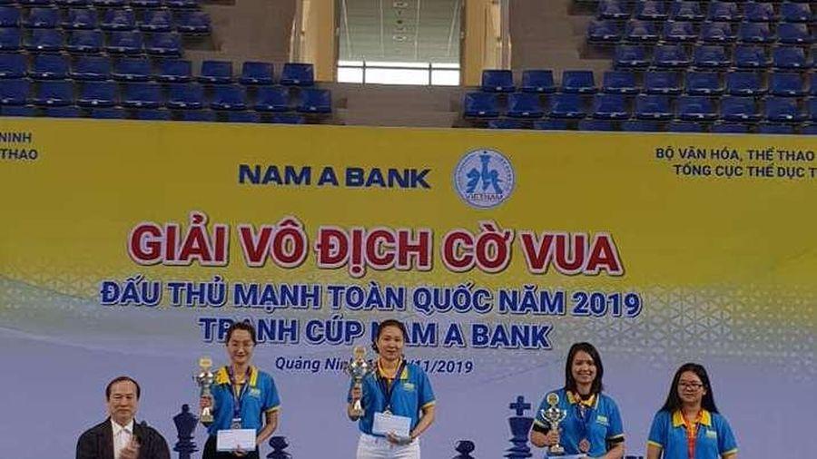 Kết thúc Giải cờ vua đấu thủ mạnh toàn quốc - Cúp Nam Á Bank 2019
