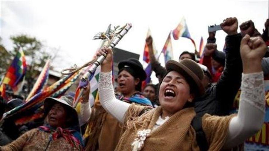 Bolivia khủng hoảng, Nga nhắc hợp tác năng lượng