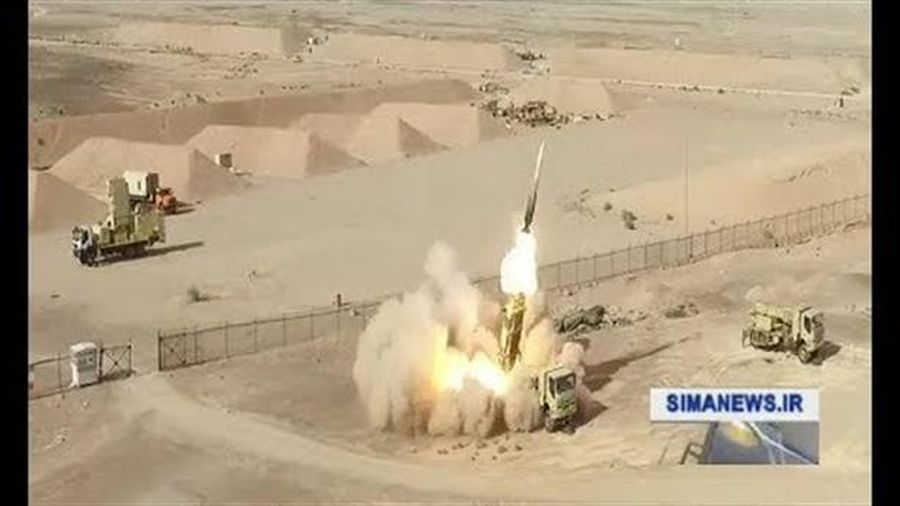 Iran thử thành công vũ khí chống tàng hình