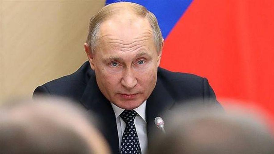 Nga tuần tra miền Bắc Syria, ông Putin nói lời sắc lạnh