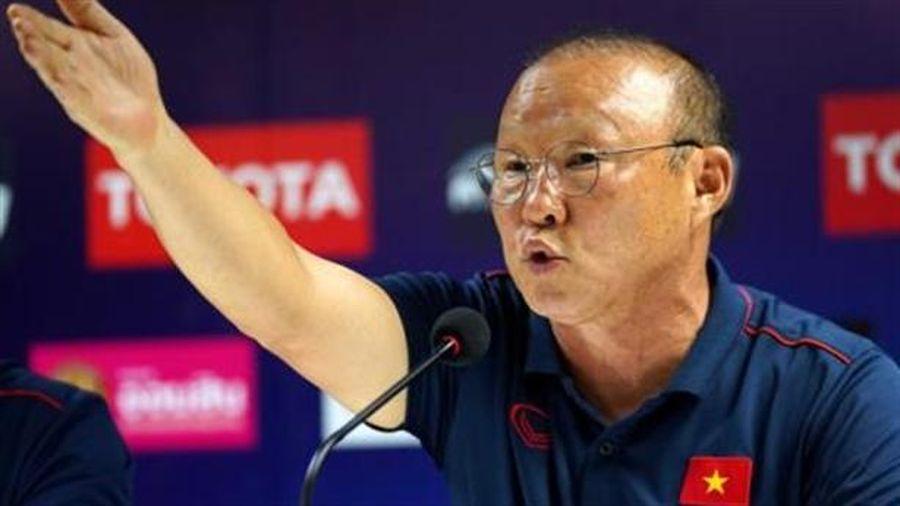 Ngôi vua bóng đá Đông Nam Á: Ông Park nói lời thật!
