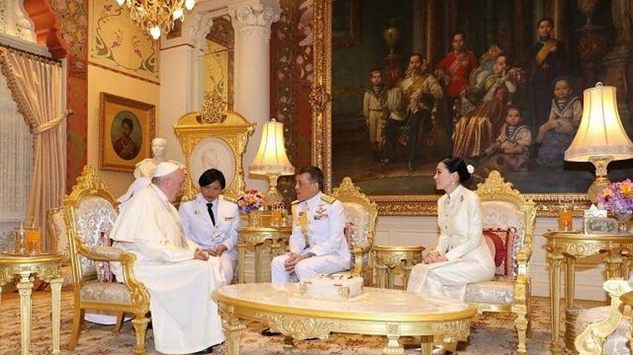 Giáo hoàng Francis kết thúc chuyến thăm Thái Lan