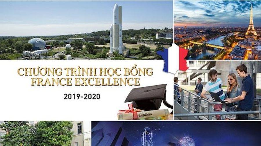Chương trình học bổng France Excellence 2020