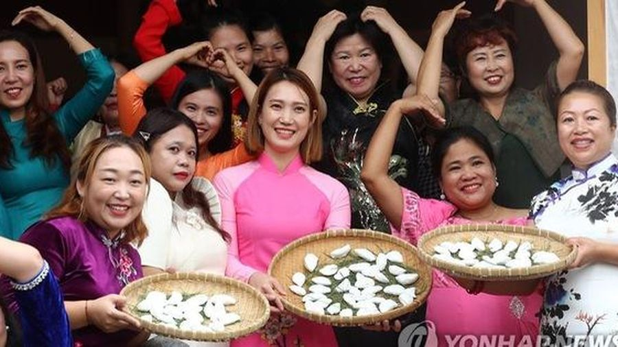 Hàn Quốc tăng cường bảo vệ cô dâu nước ngoài