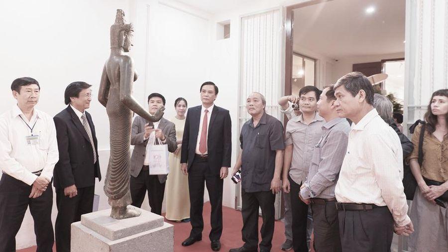 Bảo tàng Điêu khắc Chăm Đà Nẵng: Trăm năm & mãi mãi