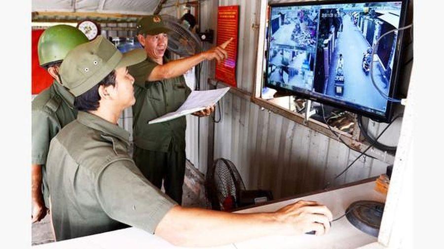 Xây dựng Trung tâm tích hợp camera để phòng chống tội phạm