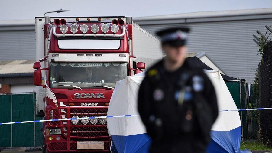 Vụ 39 thi thể trong container tại Anh: Bắt thêm đối tượng liên quan