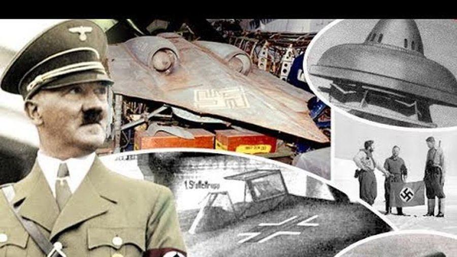 Bí mật chưa từng hé lộ giữa phát xít Đức và người ngoài hành tinh