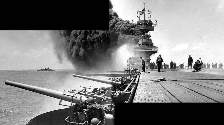 Trận hải chiến quan trọng làm thay đổi cục diện Thế chiến 2