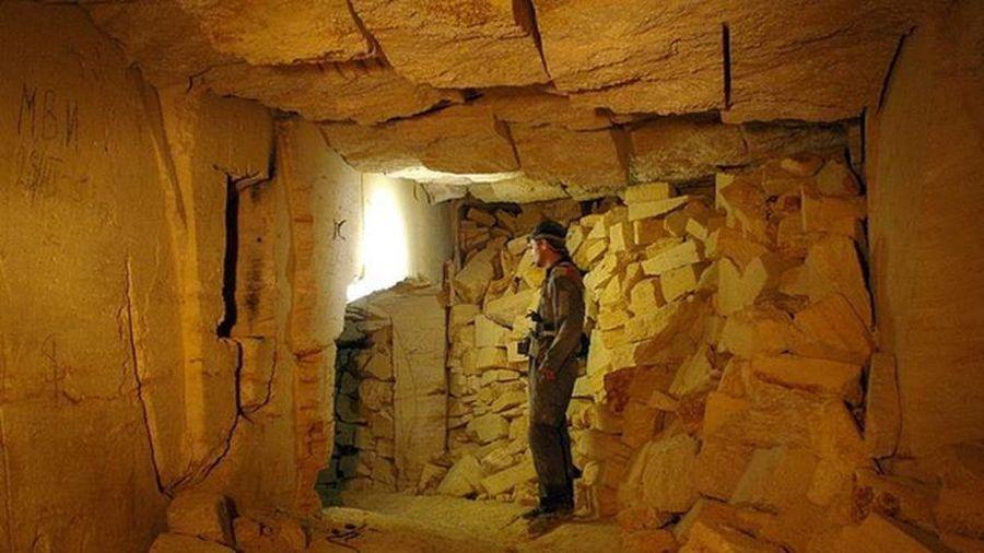 Cảnh tượng giật mình trong khu hầm mộ lớn nhất thế giới