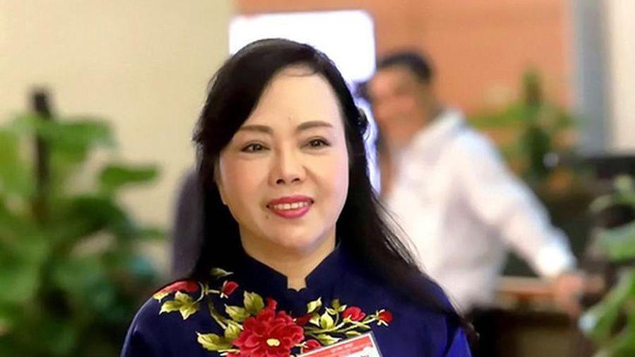 Ai phụ trách Bộ Y tế sau khi Quốc hội miễn nhiệm bà Kim Tiến từ 22/11?
