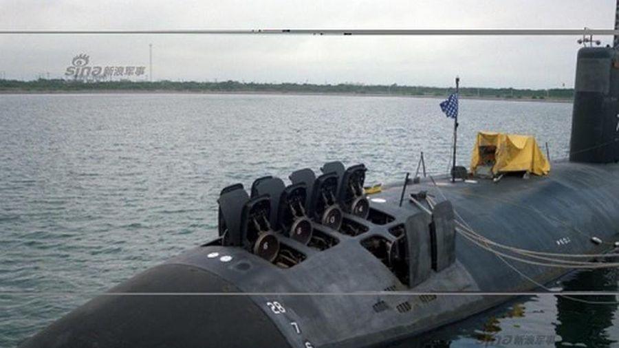Đưa được tên lửa Tomahawk vào trong tầu ngầm Mỹ vất vả thế nào?