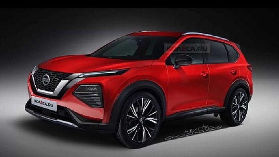 Xe Nissan X-trail thế hệ mới sẽ có thiết kế như Juke